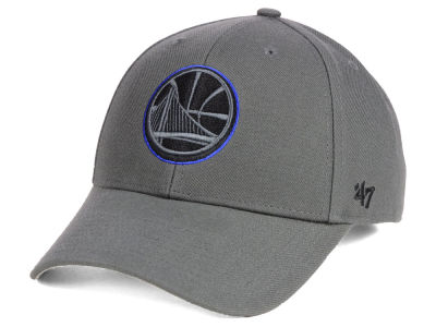 Golden State Warriors '47 NBA Charcoal Pop MVP Cap
