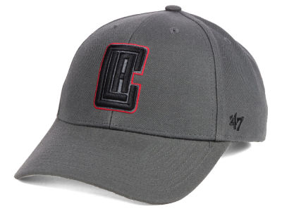 Los Angeles Clippers '47 NBA Charcoal Pop MVP Cap