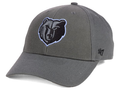 Memphis Grizzlies '47 NBA Charcoal Pop MVP Cap