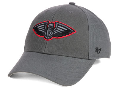 New Orleans Pelicans '47 NBA Charcoal Pop MVP Cap