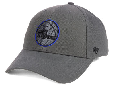 Philadelphia 76ers '47 NBA Charcoal Pop MVP Cap