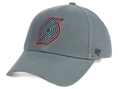 Portland Trail Blazers '47 NBA Charcoal Pop MVP Cap