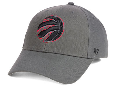 Toronto Raptors '47 NBA Charcoal Pop MVP Cap