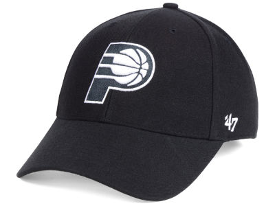 Indiana Pacers '47 NBA Black White MVP Cap