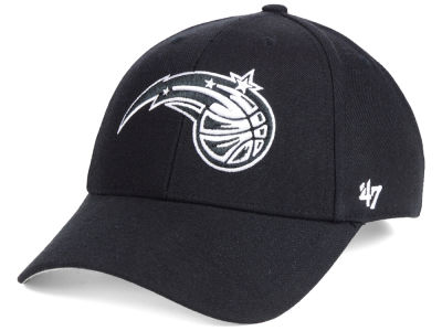 Orlando Magic '47 NBA Black White MVP Cap