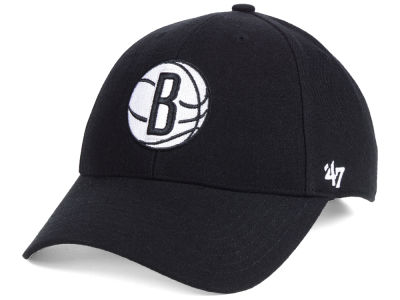 Brooklyn Nets '47 NBA Team Color MVP Cap