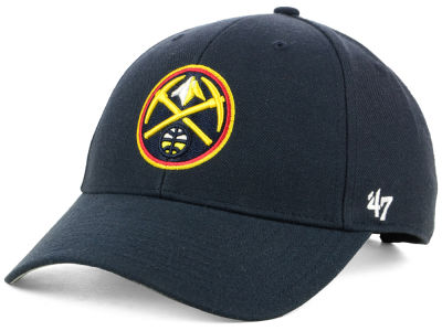 Denver Nuggets '47 NBA Team Color MVP Cap
