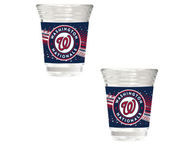 Washington Nationals Great American 2 Piece - 2oz Party Shot Set