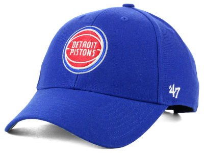 Detroit Pistons '47 NBA Team Color MVP Cap