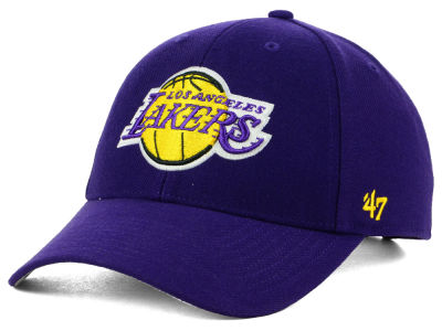Los Angeles Lakers  47 NBA Team Color MVP Cap 3ae0ed150527