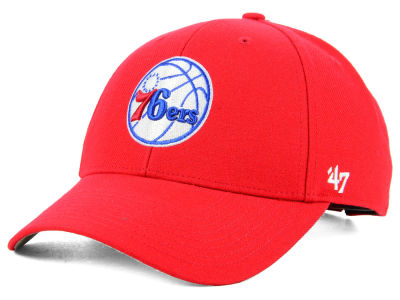 Philadelphia 76ers '47 NBA Team Color MVP Cap