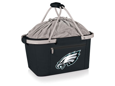 Philadelphia Eagles Picnic Time Metro Basket Collapsible Cooler Tote