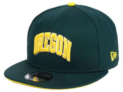 Oregon Ducks New Era NCAA Core 9FIFTY Snapback Cap