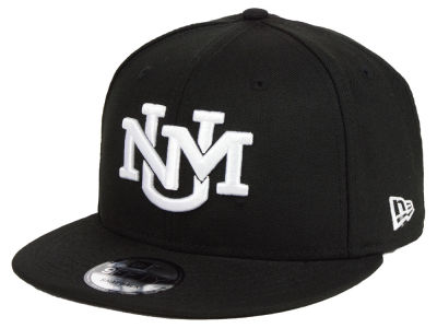 NCAA Black White Fashion 9FIFTY Snapback Cap