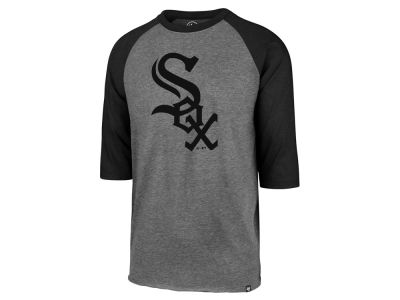 Chicago White Sox '47 MLB Men's Throwback Club Raglan T-Shirt