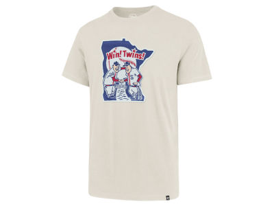Minnesota Twins '47 MLB Men's Fieldhouse Knockout T-shirt