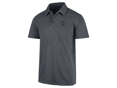 Cleveland Indians  47 MLB Men s Hudson Polo 6467461ce