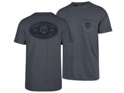 Minnesota Twins '47 MLB Men's Hudson Pocket T-Shirt