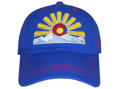 Aksels Colorado Sunset Adjustable Cap