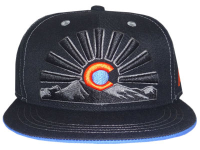 Aksels Colorado Sunset Cap