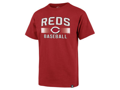 Cincinnati Reds '47 MLB Youth Rival Slugger T-Shirt