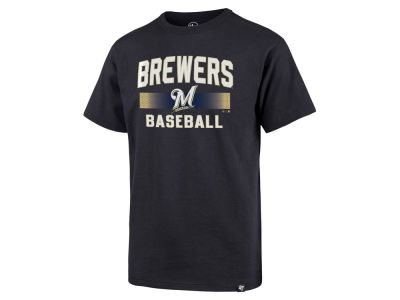 Milwaukee Brewers '47 MLB Youth Rival Slugger T-Shirt