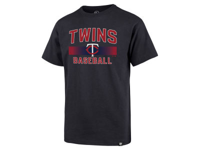 Minnesota Twins '47 MLB Youth Rival Slugger T-Shirt