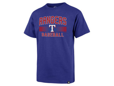 Texas Rangers '47 MLB Youth Rival Slugger T-Shirt