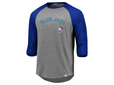 Toronto Blue Jays Majestic MLB Men's Fast Win Raglan T-Shirt