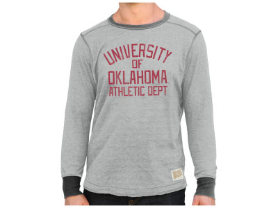 Oklahoma Sooners NCAA Men's Deconstructed Sweatshirt