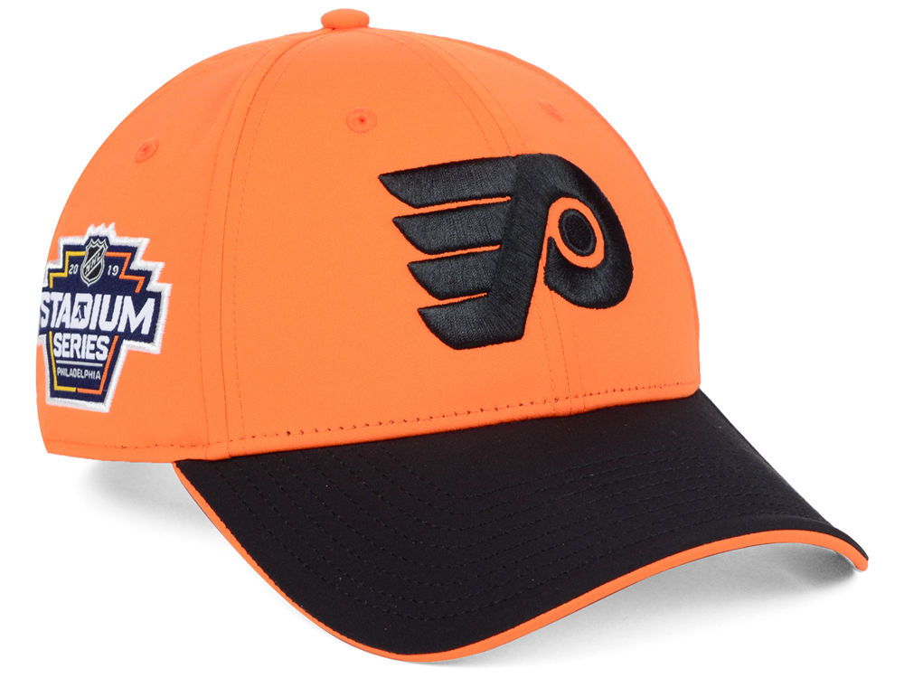 Philadelphia Flyers NHL Branded 2019 Stadium Series Structured Adjustable  Cap  e2e9c0d893