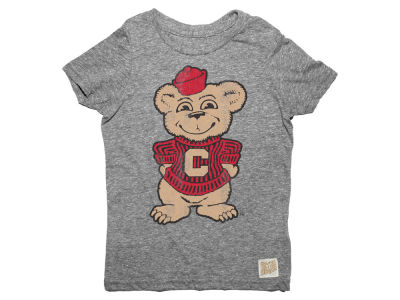 Cincinnati Bearcats Retro Brand NCAA Toddler Tri-blend T-Shirt