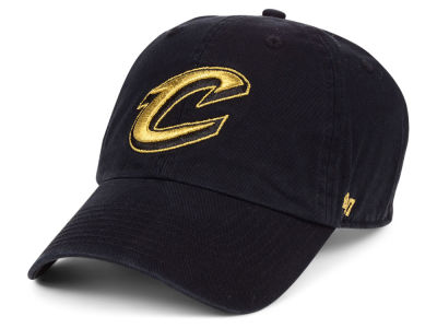 Cleveland Cavaliers '47 NBA Met Gold CLEAN UP Cap