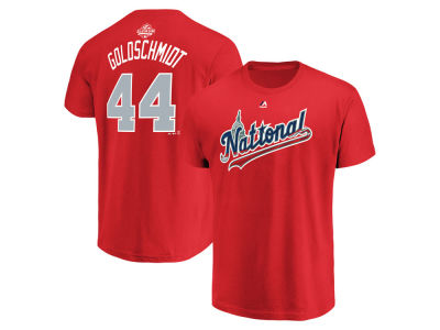 Arizona Diamondbacks Paul Goldschmidt 2018 MLB Men's All Star Game Player T-Shirt