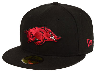 Arkansas Razorbacks New Era NCAA AC 59FIFTY Cap