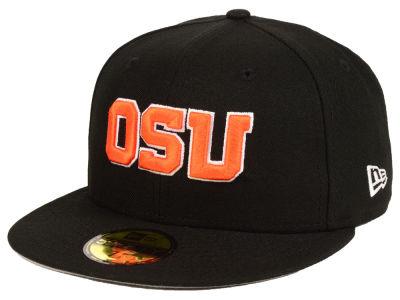 81a3c049aaa Oregon State Beavers New Era NCAA AC 59FIFTY Cap