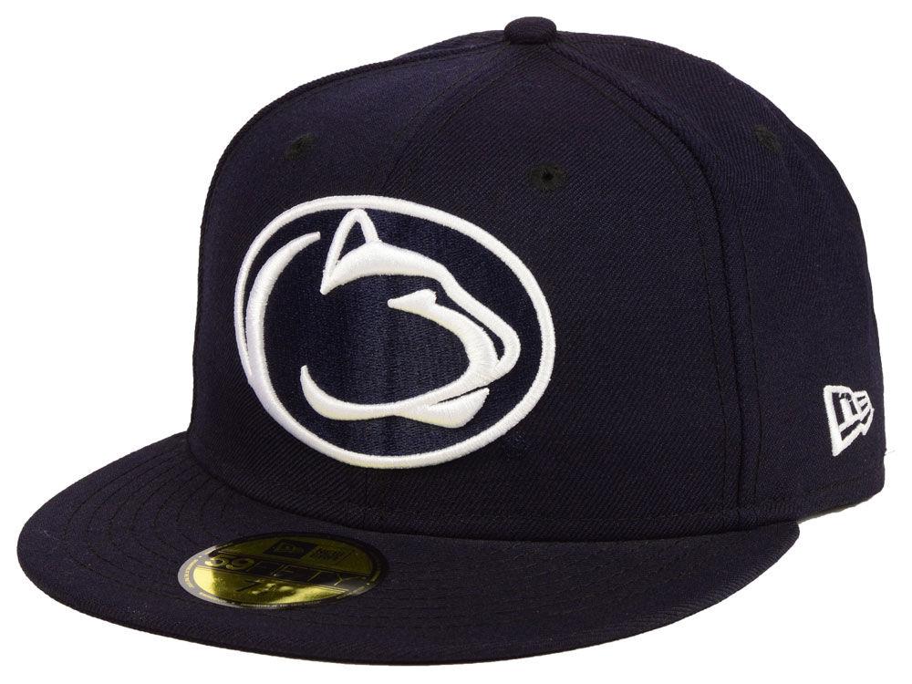 Penn State Nittany Lions New Era NCAA AC 59FIFTY Cap  6f2890cbb576