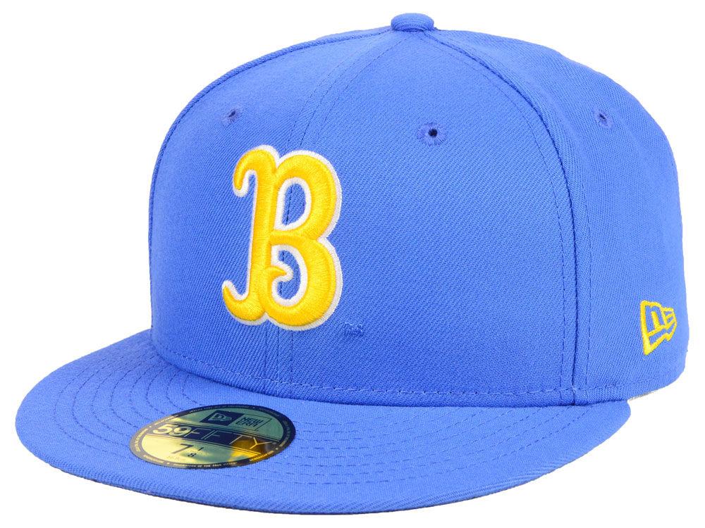 UCLA Bruins New Era NCAA AC 59FIFTY Cap  a55e6a6597f8