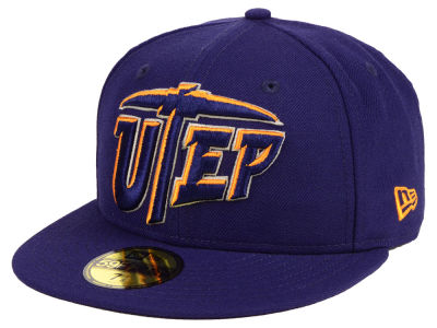 UTEP Miners New Era NCAA AC 59FIFTY Cap