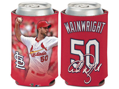 St. Louis Cardinals Adam Wainwright Wincraft Can Coozie
