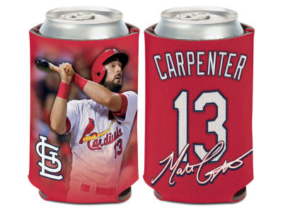 St. Louis Cardinals Chris Carpenter Wincraft Can Coozie