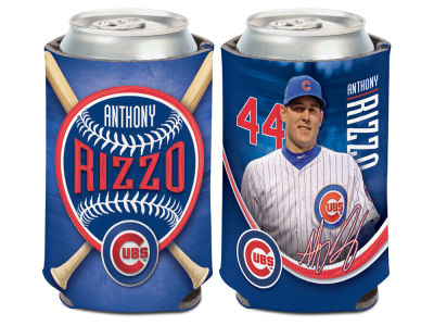 Chicago Cubs Anthony Rizzo Wincraft Can Coozie
