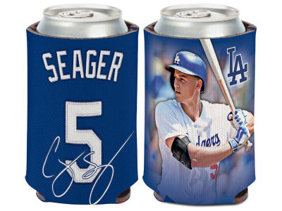 Los Angeles Dodgers Corey Seager Wincraft Can Coozie