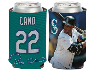 Seattle Mariners Robinson Cano Wincraft Can Coozie