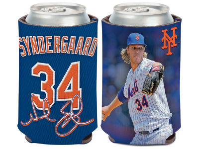 New York Mets Noah Syndergaard Wincraft Can Coozie