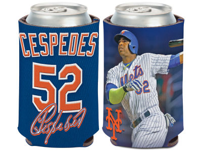 New York Mets Yoenis Cespedes Wincraft Can Coozie