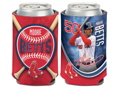 Boston Red Sox Mookie Betts Wincraft Can Coozie