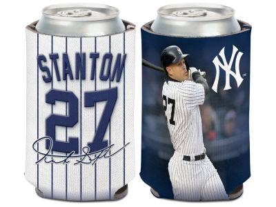 New York Yankees Giancarlo Stanton Wincraft Can Coozie