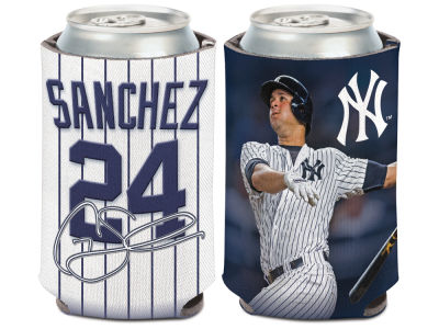 New York Yankees Gary Sanchez Wincraft Can Coozie