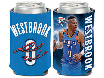 Oklahoma City Thunder Russell Westbrook Wincraft Can Coozie